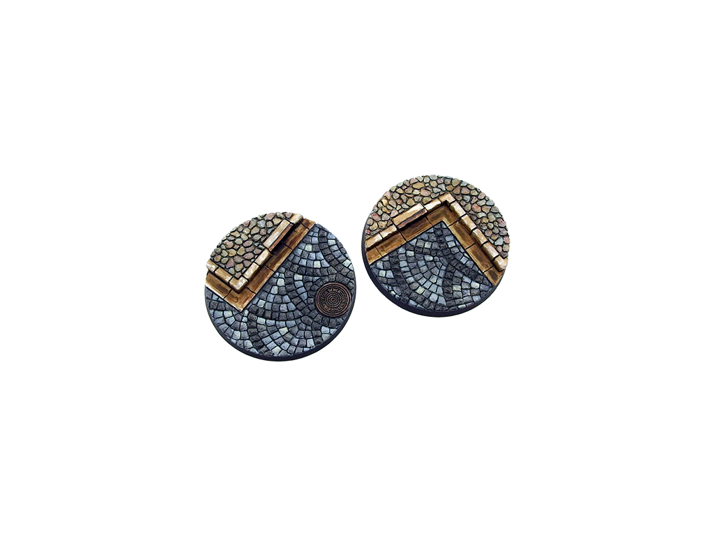 Cobblestone Base Round 60mm (1)
