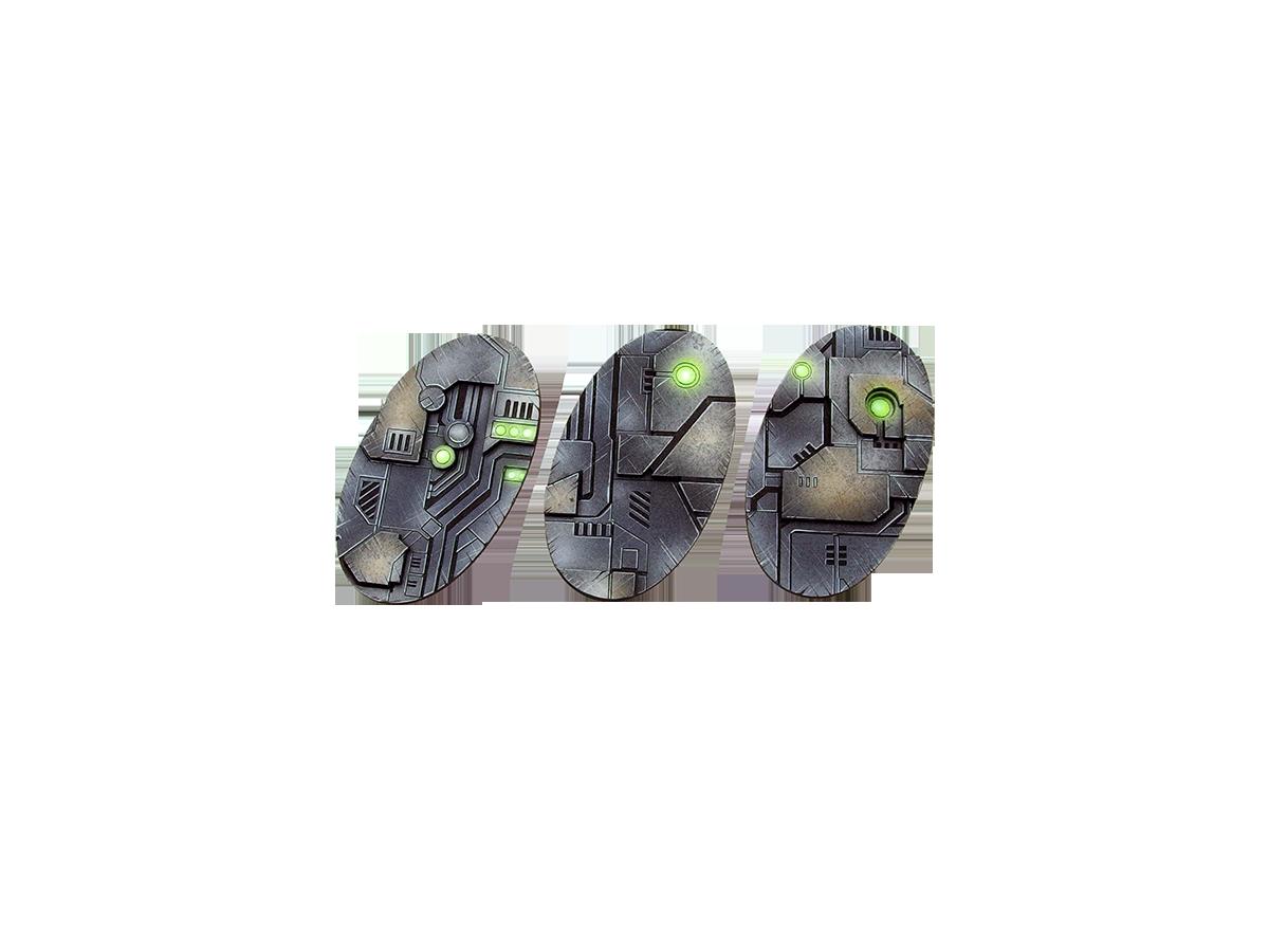 Precinct Sigma Base Topper Oval 75mm (3)