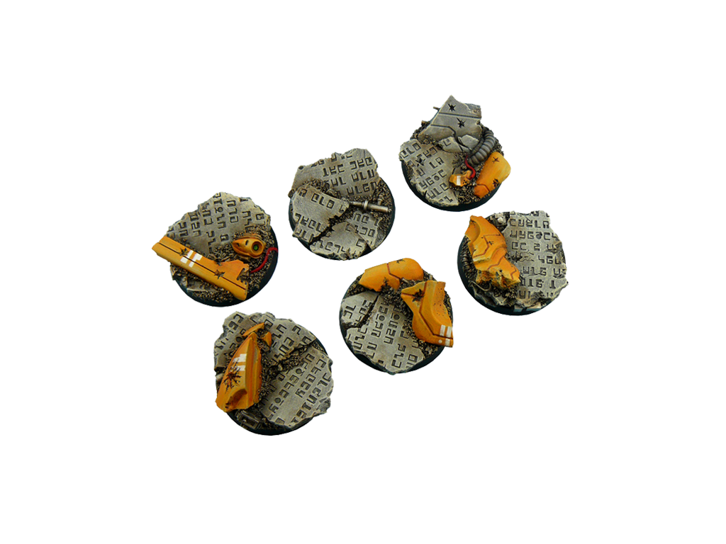 TauCeti Bases, Round 40mm (2)