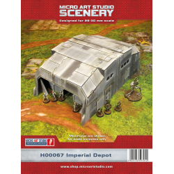 SWL Imperial Depot - ASSEMBLY iNSTRUCTION