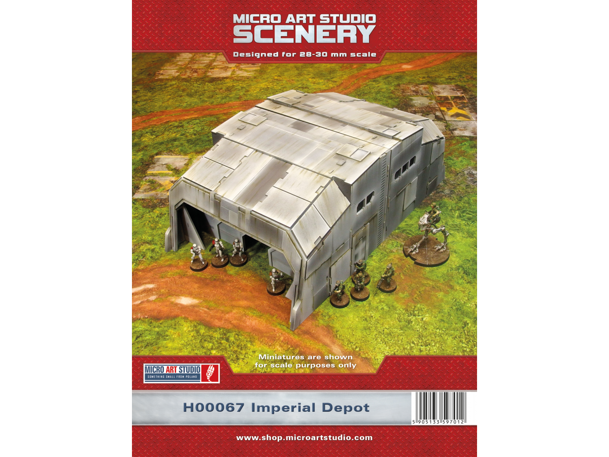 SWL Imperial Depot Manual