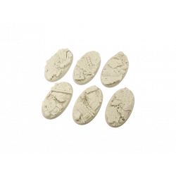 TauCeti Bases, Oval 60mm (4)