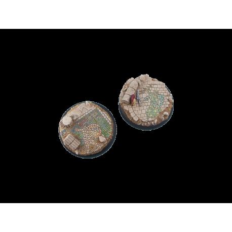Halodyne Bases, WRound 50mm (1)