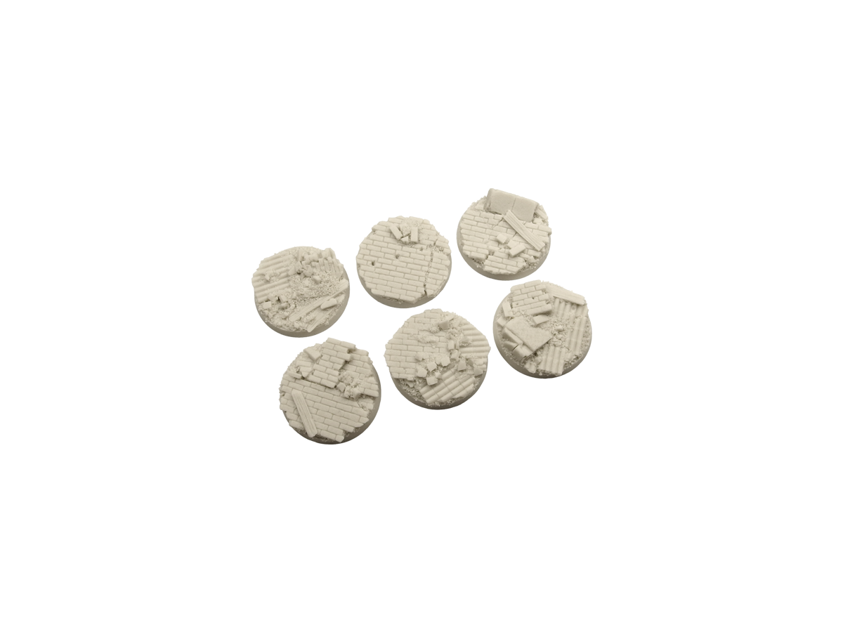 Old Factory Bases, Round 40mm (2)