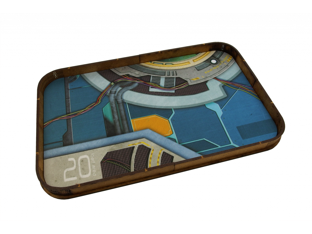 Tournament Tray Daedalus Deluxe
