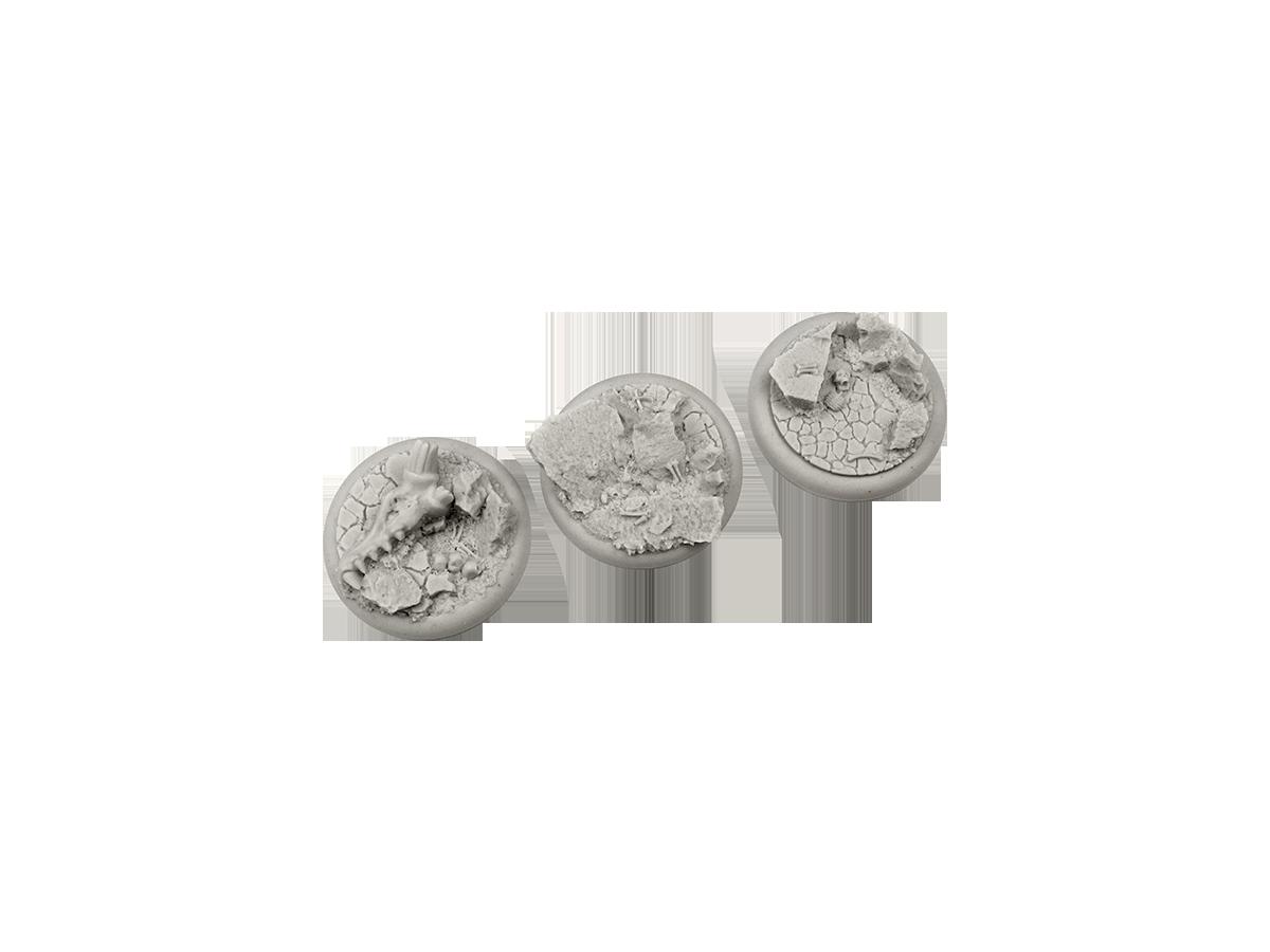 Troglodyte Bases, WRound 50mm (1)