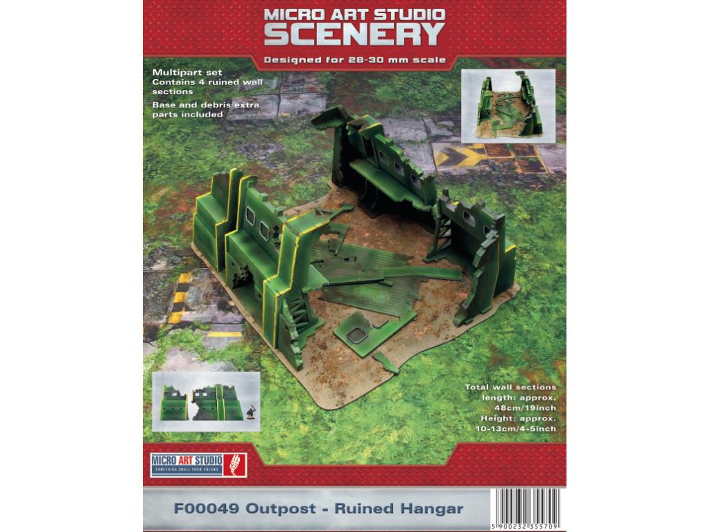 Outpost – Hangar (1)