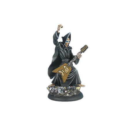 Discworld Death with Guitar (1)