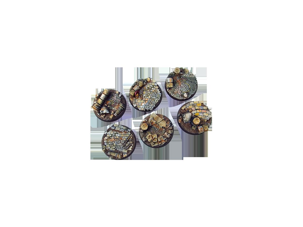 Halodyne Bases, Round 40mm (2)