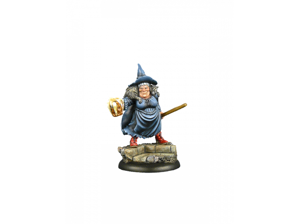 Discworld Nanny Ogg (1)