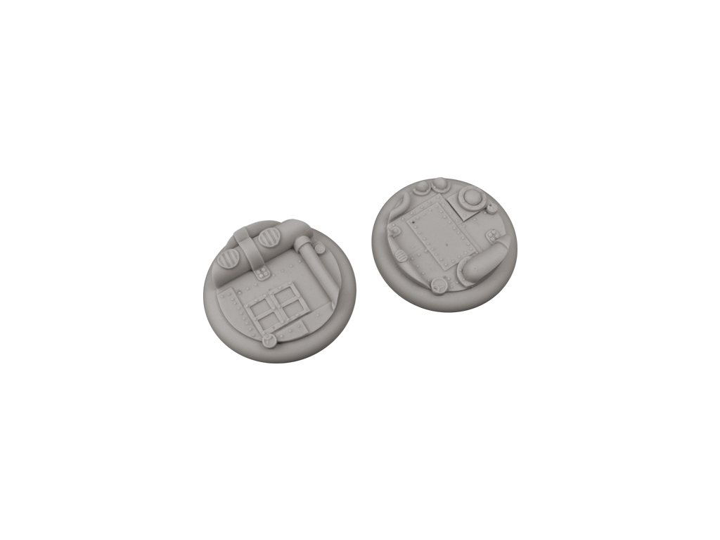 Pipeworks Bases, WRound 50mm (1)