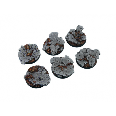 Ruins Bases, Round 40mm (2)