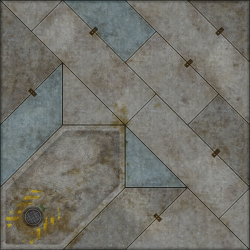 Terminus Segments Modular Mat - Single Tile B06 (1)