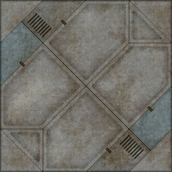Terminus Segments Modular Mat - Single Tile B08 (1)