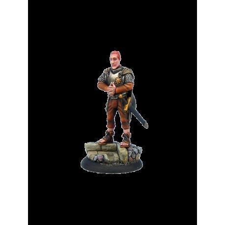 Discworld Captain Carrot Ironfoundersson (1)