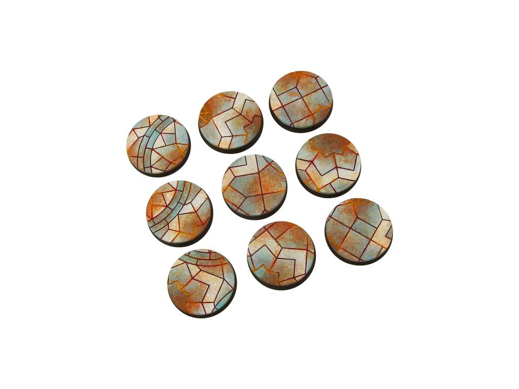 Mosaic Bases, Round 28mm (5)