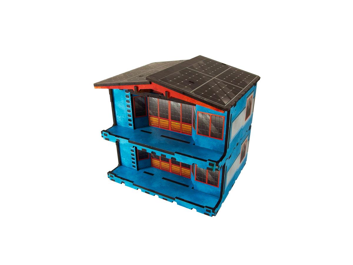 Kokkyo 3 - Market PREPAINTED (niebieski)