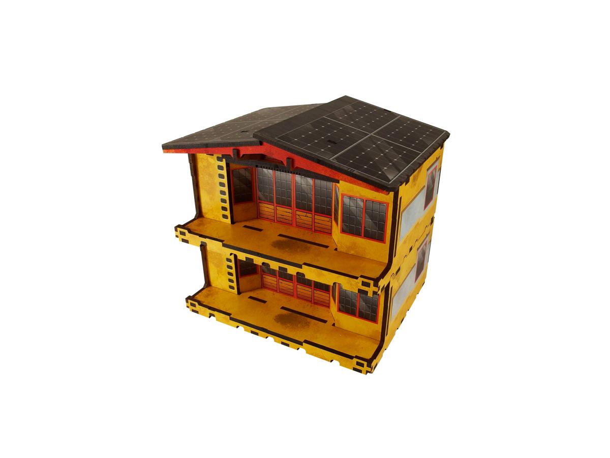 Kokkyo 3 - Market PREPAINTED (żółty)