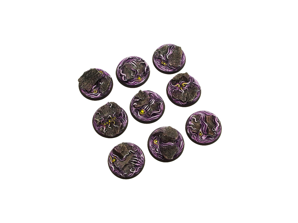Possessed Bases, Round 28mm (5)