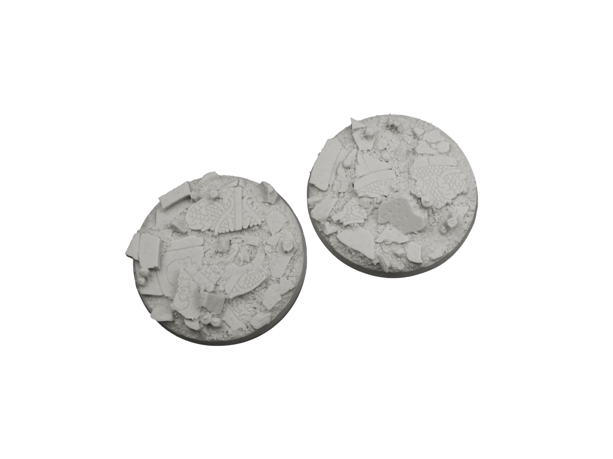 Ruined Chapel Bases, Round 60mm (1)