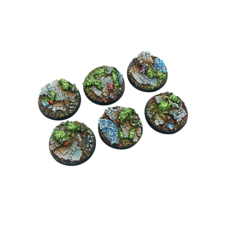 Mystic Bases, Round 40mm (2)