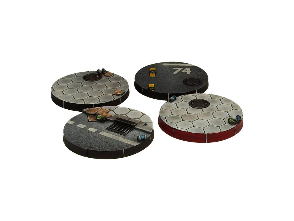 Urban Arc Bases, Round 55mm (1)