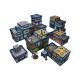 District 5 PREPAINTED (blue) Basic bundle