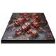 District 5 PREPAINTED (red) Basic bundle