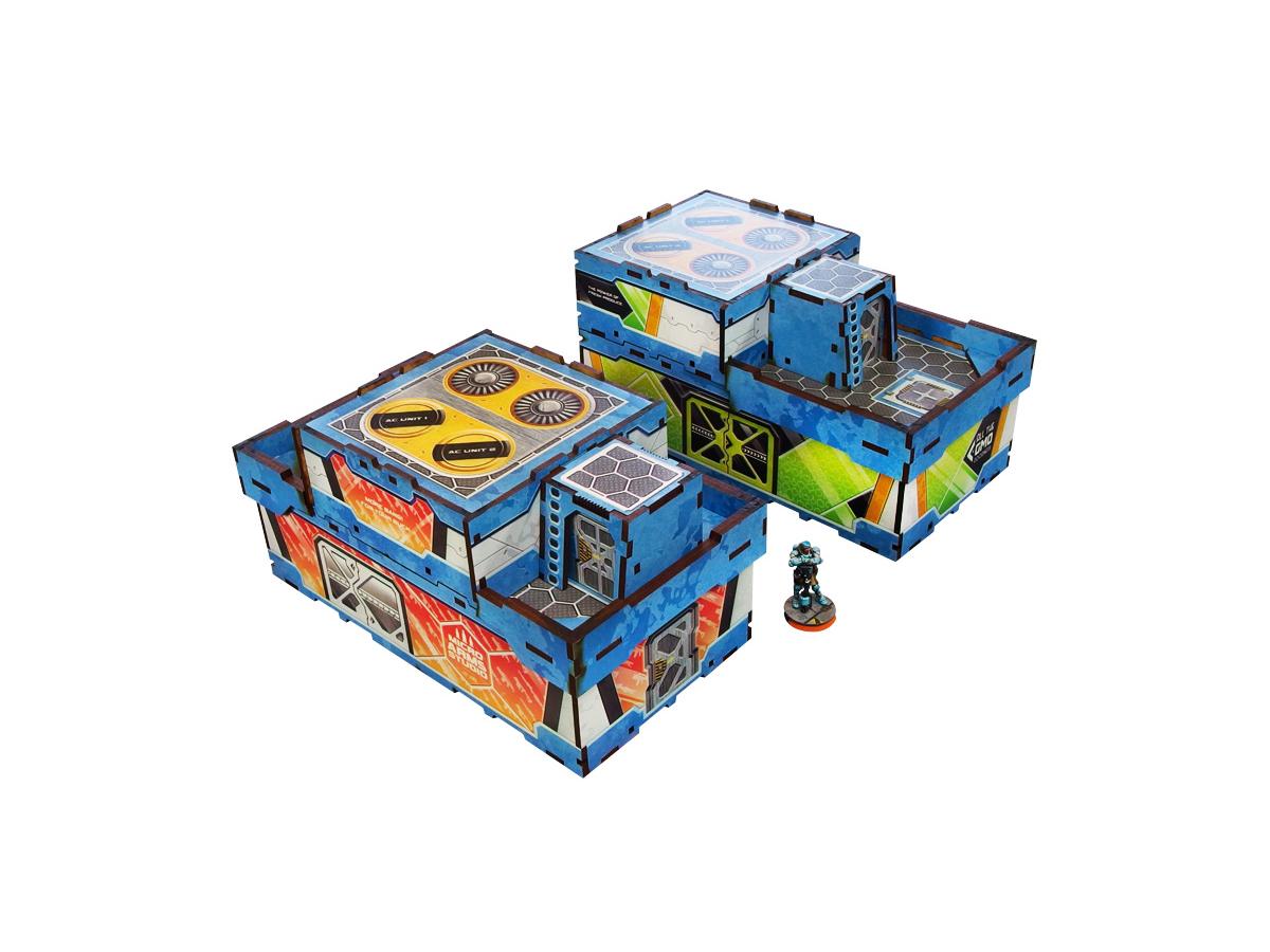 District 5 Shops 1 PREPAINTED (blue)