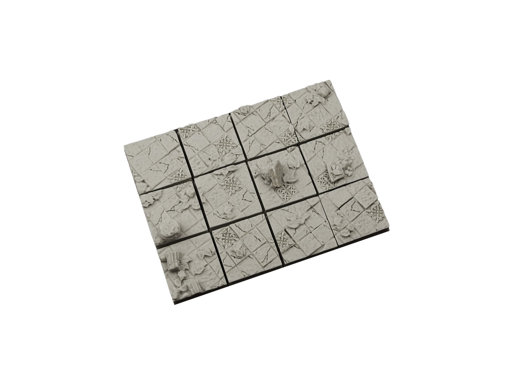 Ancient Bases 20x20mm (10)