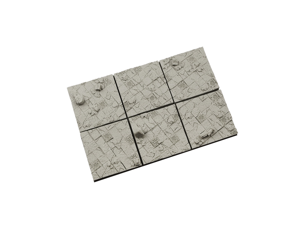 Ancient Bases 40x40mm (4)