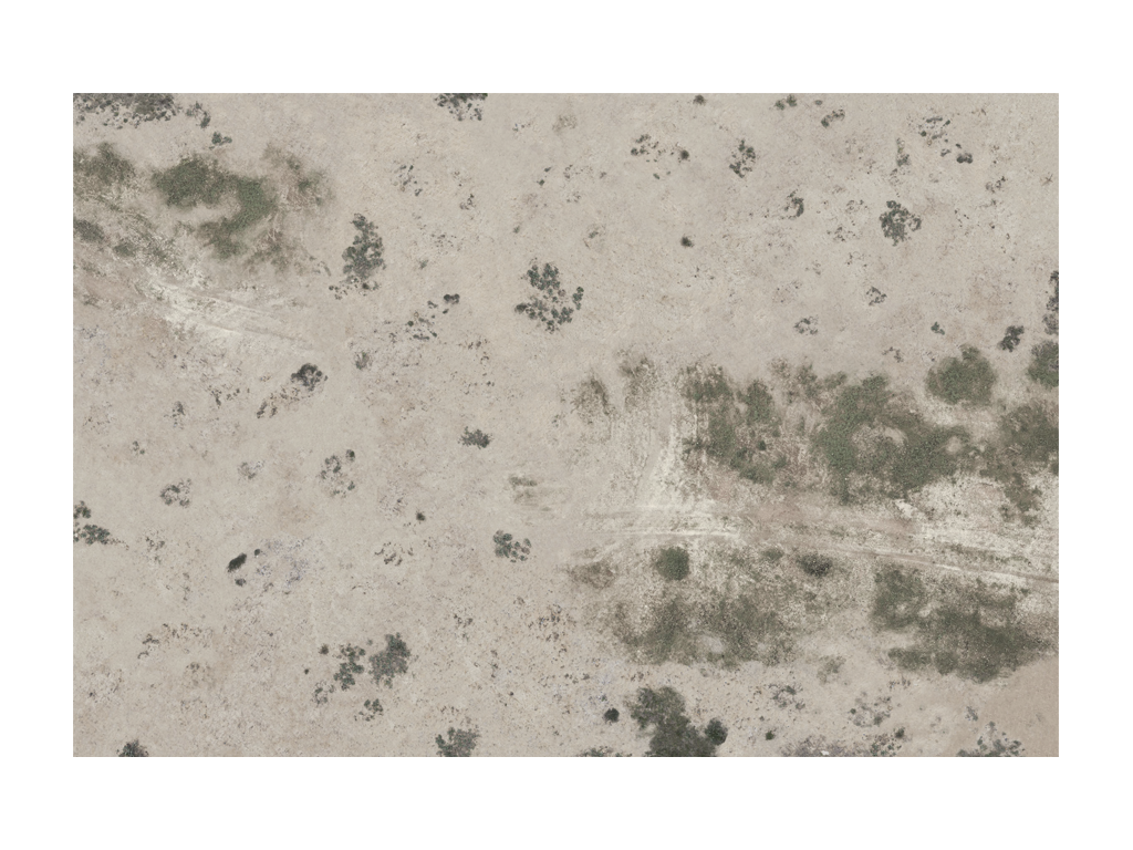 War Game Mat - 72x48inch - Desert