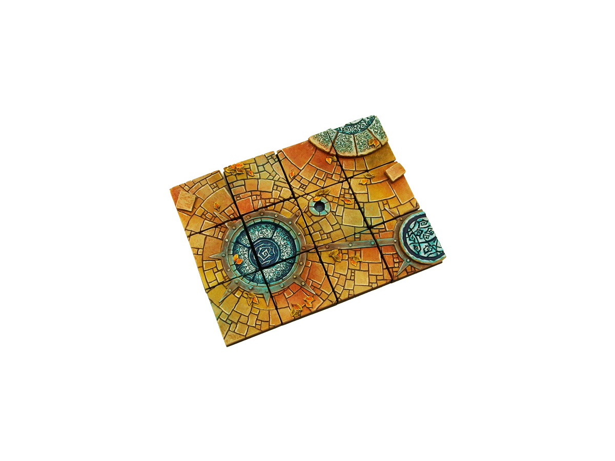Arcane Bases 25x25mm (10)