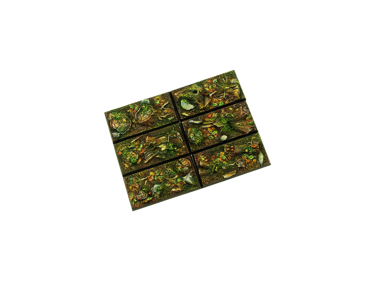 Forest Bases 25x50mm (5)
