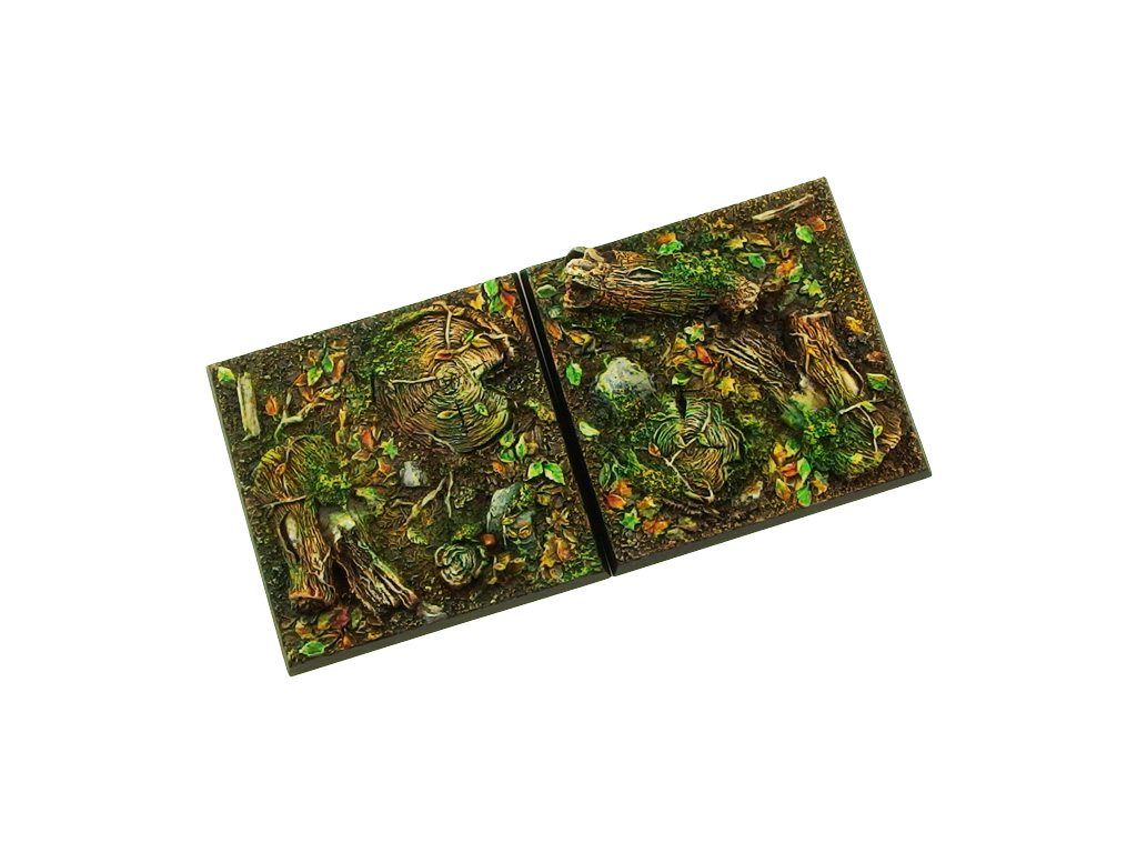 Forest Bases 50x50mm (2)