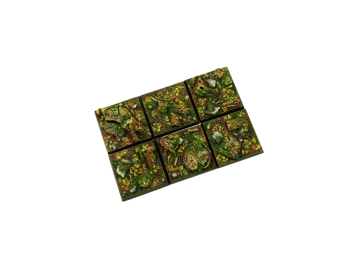 Forest Bases 40x40mm (4)