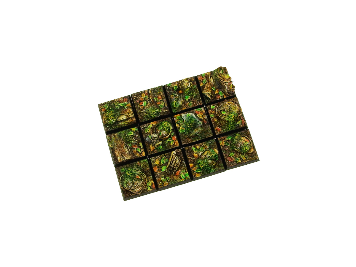 Forest Bases 20x20mm (10)