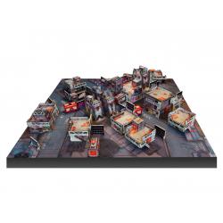 Precinct Sigma PREPAINTED (grey) Value Table bundle