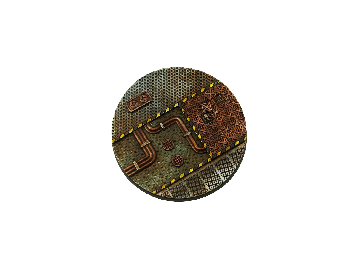 Tech Bases, Round 80mm (1)
