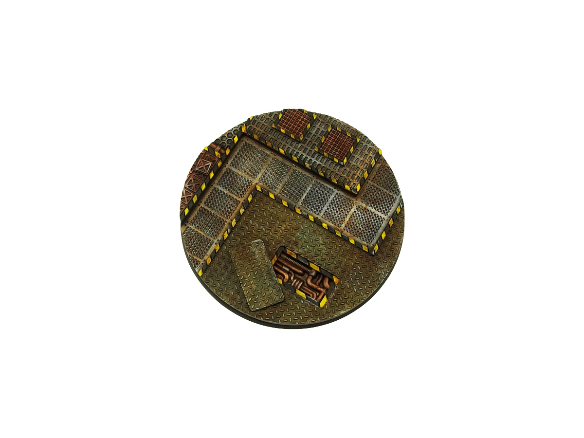 Tech Bases, Round 90mm (1)