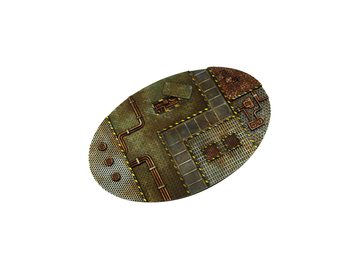Tech Bases, Oval 170x105mm (1)
