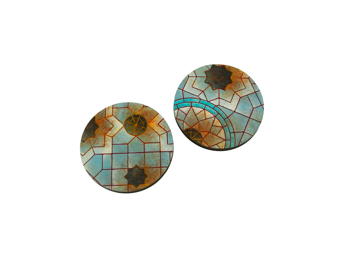 Mosaic Bases, Round 55mm (1)