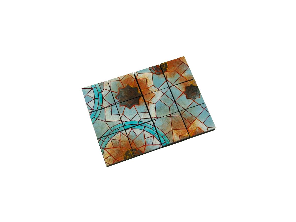 Mosaic Bases 20x20mm (10)