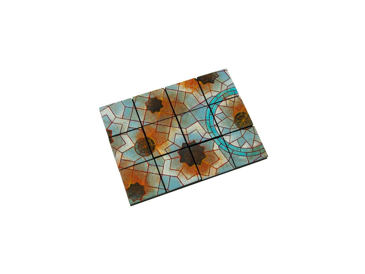 Mosaic Bases 25x25mm (10)