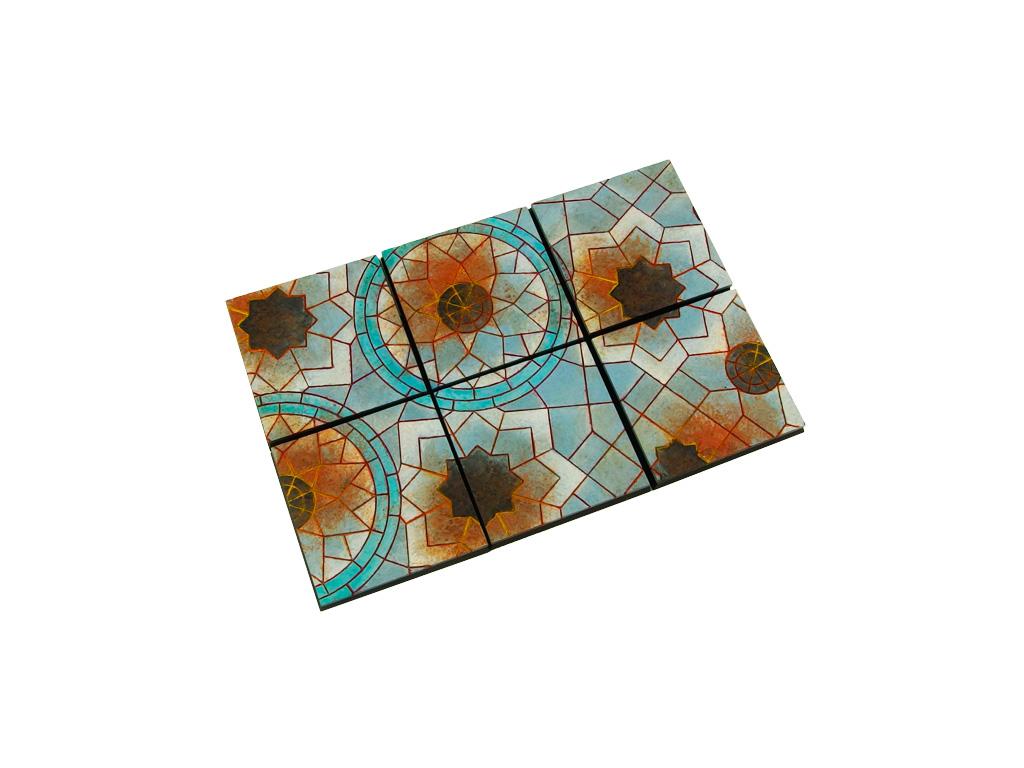 Mosaic Bases 40x40mm (4)