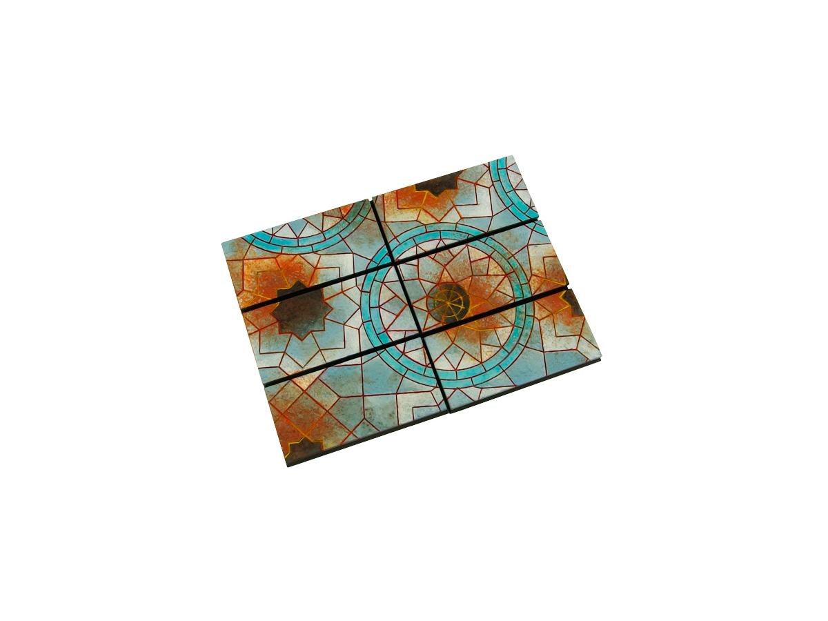 Mosaic Bases 25x50mm (5)