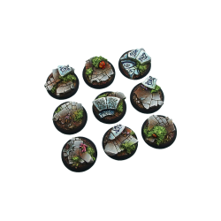 Mystic Bases, WRound 30mm (5)