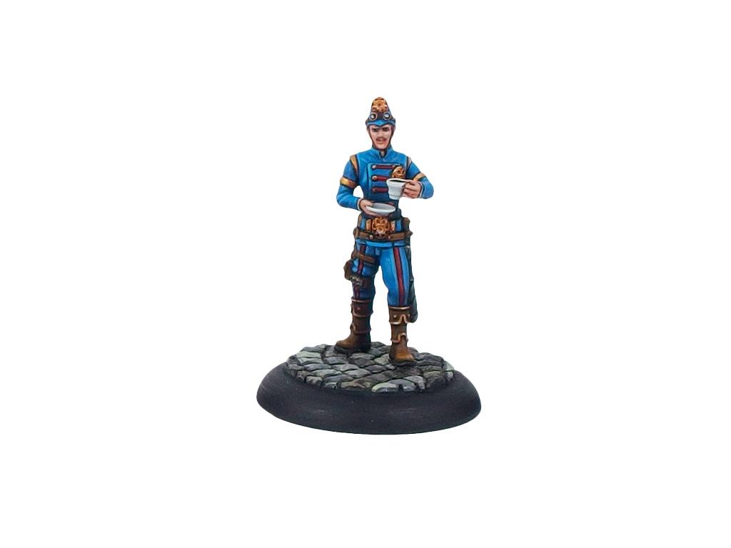 Alven Yard - Elf Constable
