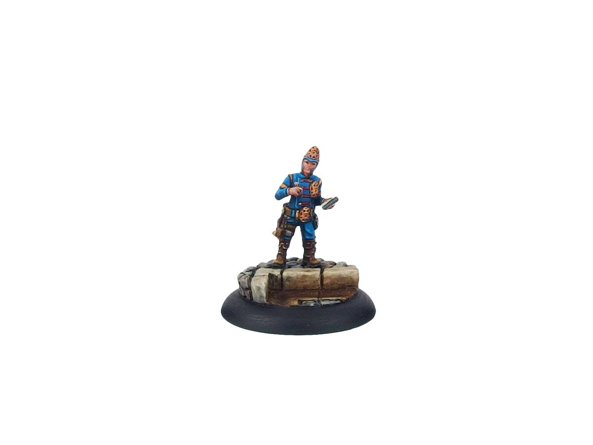 Alven Yard - Gnome Constable