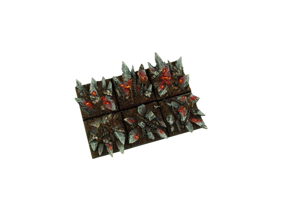 Chaos Bases 40x40mm (4)